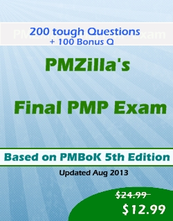 Buy PMZilla 200 Questions